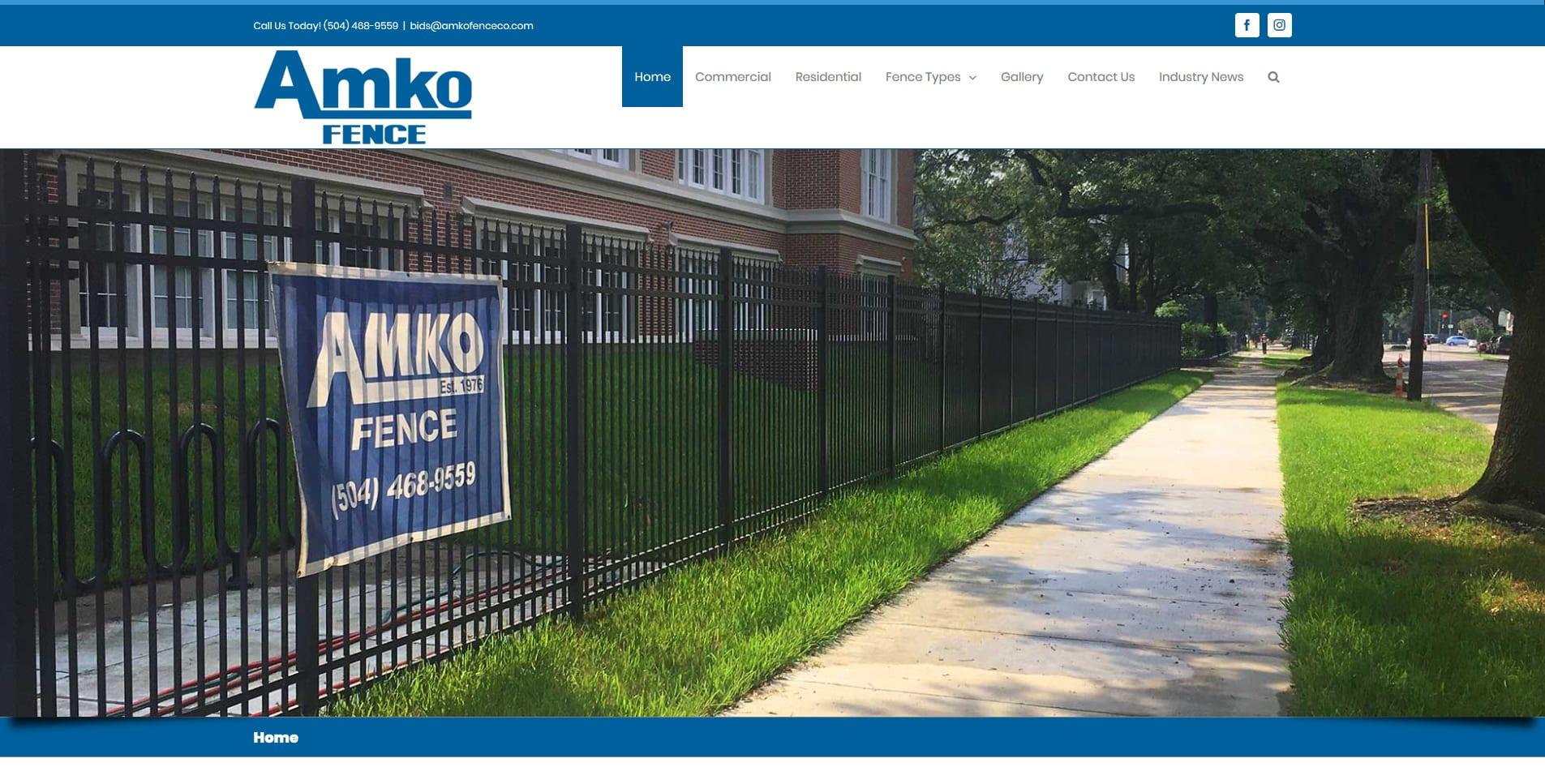 Amko Fence Company