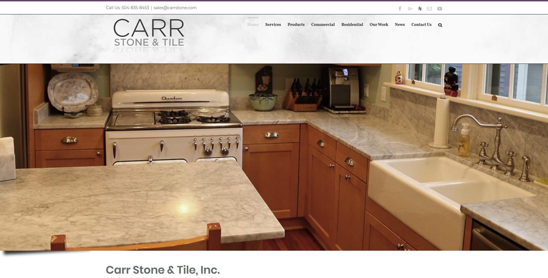 Carr Stone & Tile, Inc.