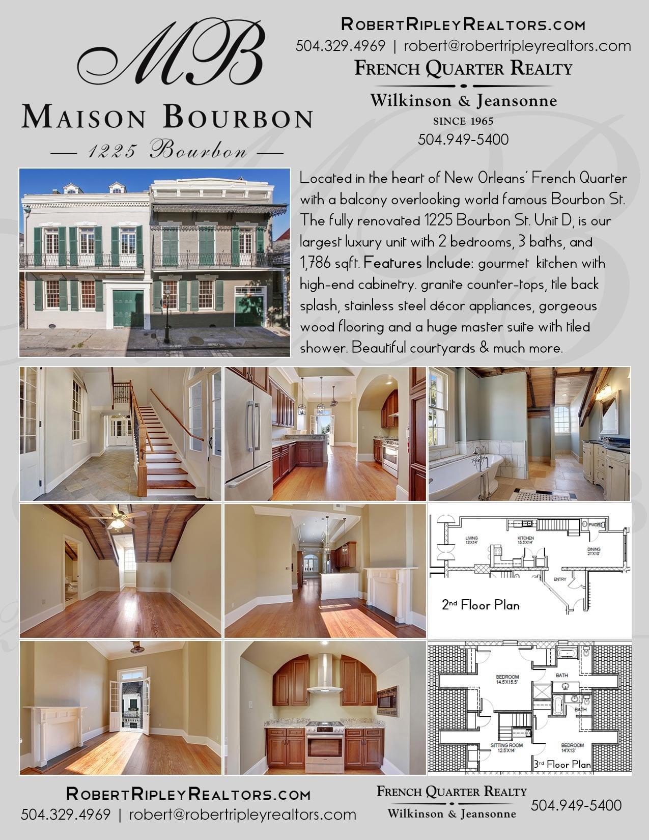 Mason Bourbon Flyer