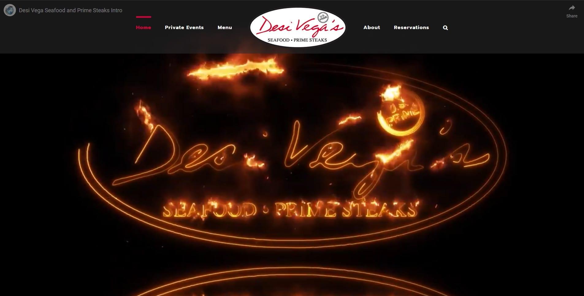Desi Vega's Seafood and Steaks