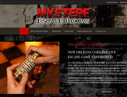 Mystere Escape Rooms